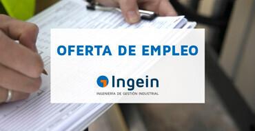 Oferta de empleo Ingein