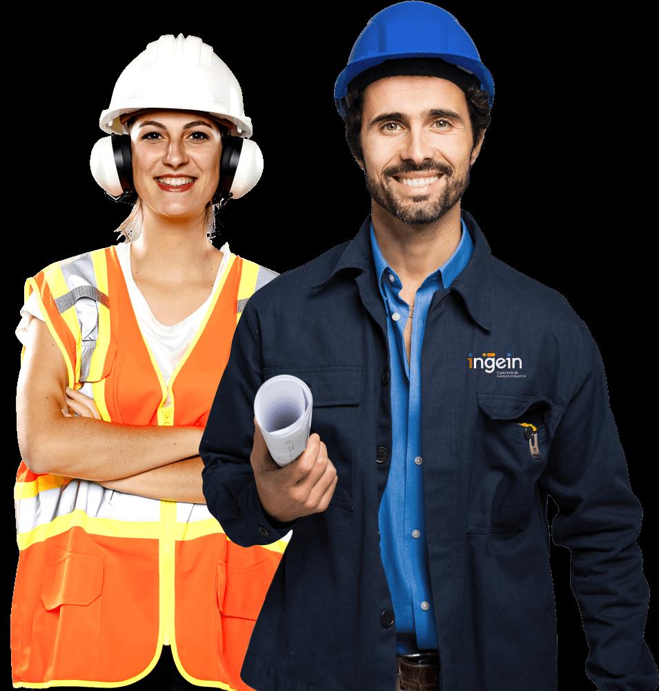 Trabajadores Ingein - Nueva web