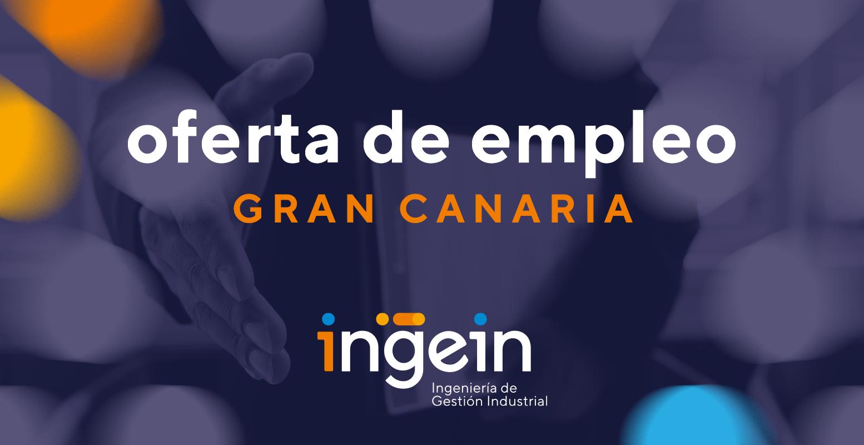 EMPLEO INGEIN GRAN CANARIA